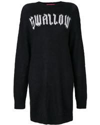 Alexander ueen swallow sweater dress medium 5053504