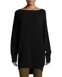 Vince Boatneck Sweater Dress