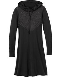 Prana Coco Dress Indigo Sweater Dresses
