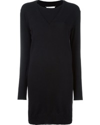 Maison Margiela Layered Effect Sweater Dress