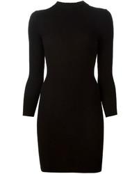 Maison Margiela Mini Sweater Dress