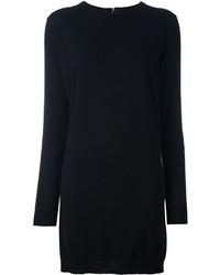 No.21 No21 Contrast Back Sweater Dress