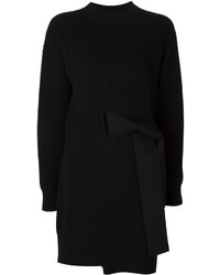 Proenza Schouler Tie Fastening Sweater Dress