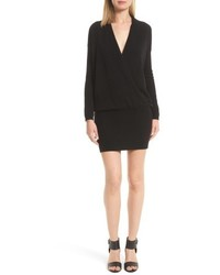 Joie Syrin Wool Cashmere Sweater Dress