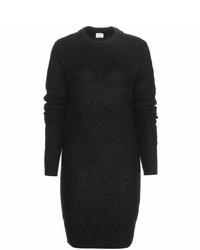 Acne Studios Visa Mohair Blend Sweater Dress