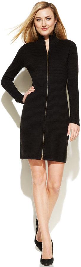 Black Sweater Dress