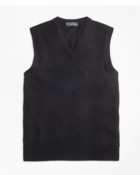 Brooks Brothers Cashmere Sweater Vest Basic Colors