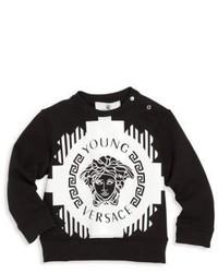 Versace Babys Logo Sweatshirt
