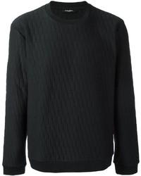 Calvin Klein Quilted Sweatshirt