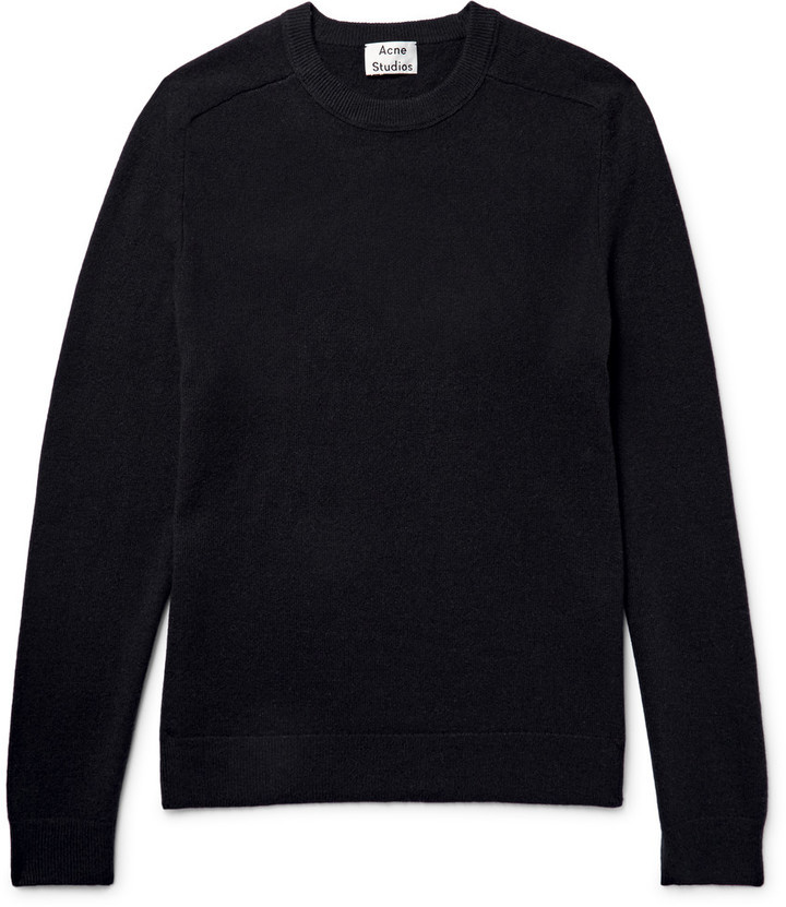 Acne Studios Kite Cashmere Sweater | Where to buy & how to wear