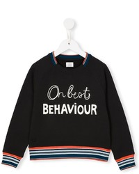 No Added Sugar On Best Behaviour Sweatshirt