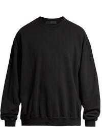 Haider Ackermann Perth Crew Neck Cotton Sweatshirt