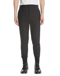 Neil Barrett Banded Hem Trousers