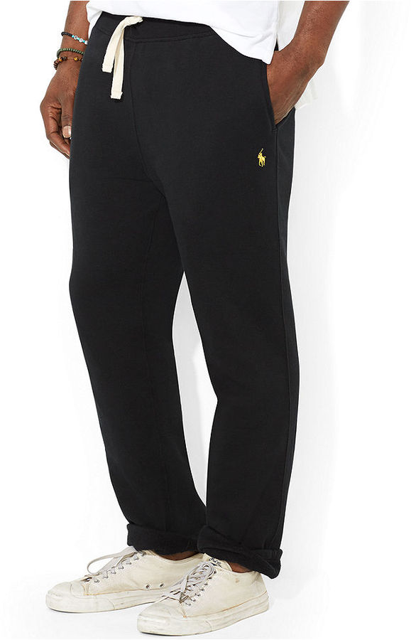 c2c16af4f ... Polo Ralph Lauren Big And Tall Fleece Sweatpants ...