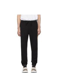 Burberry Black Atler Lounge Pants