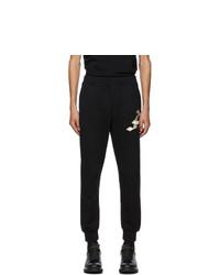 Alexander McQueen Black Badge Lounge Pants