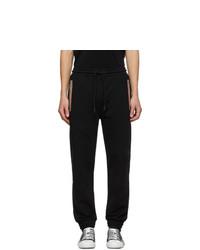 Burberry Black Barns Lounge Pants
