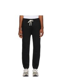 Polo Ralph Lauren Black Classic Lounge Pants