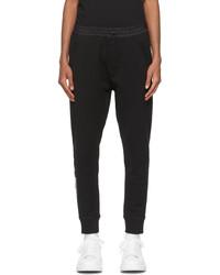 DSQUARED2 Black Fleece Icon Lounge Pants
