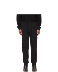 Stone Island Black Fleece One Pocket Lounge Pants