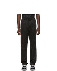 Fendi Black Forever Tape Lounge Pants