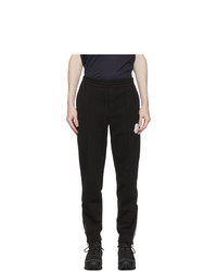 Moncler Black French Terry Lounge Pants