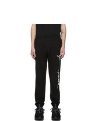 Versace Black Gianni Lounge Pants