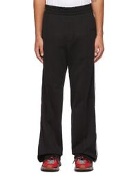 Versace Black Greca Lounge Pants