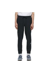 New Balance Black Impact Run Woven Lounge Pants