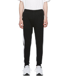 Polo Ralph Lauren Black Interlock Lounge Pants