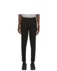Polo Ralph Lauren Black Interlock Track Pant