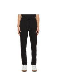 Ps By Paul Smith Black Joggers Lounge Pants