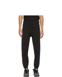 Diesel Black K Bana Lounge Pants