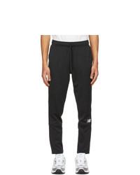 New Balance Black Knit Tenacity Lounge Pants
