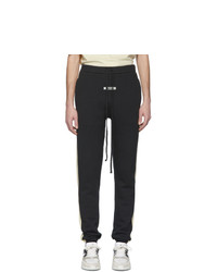 Essentials Black Lounge Pants