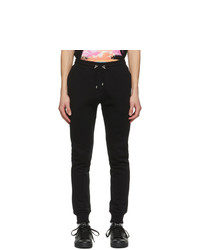 Balmain Black Lounge Pants