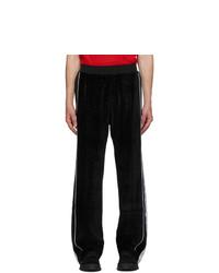 Versace Black Medusa Lounge Pants