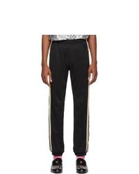 Gucci Black Oversized Gg Lounge Pants