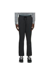 New Balance Black Rwt Travel Lounge Pants