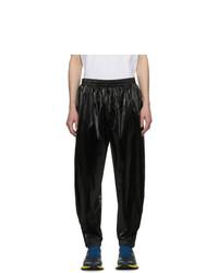 Givenchy Black Shiny Lounge Pants