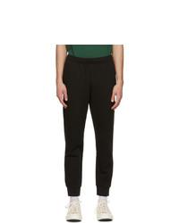 Lacoste Black Sport Tennis Lounge Pants