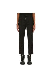 Moncler Black Sportivo Track Pants