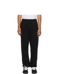 Off-White Black Stencil Arrows Slim Lounge Pants