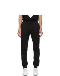 Versace Black Taylor Lounge Pants