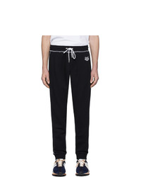 Kenzo Black Tiger Crest Lounge Pants