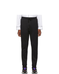 Valentino Black Untitled Lounge Pants