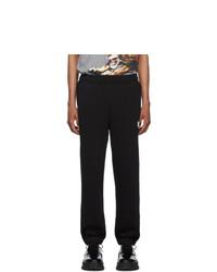 Givenchy Black Vintage Atelier Lounge Pants