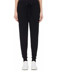 Barneys New York Cashmere Drawstring Sweatpants