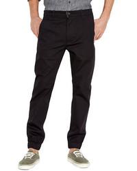 Levi's Chino Jogger Black Pants