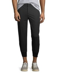 Neil Barrett Cropped Trouser Jogger Pants
